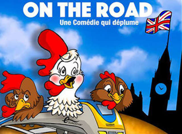Spectacle Poulettes on the Road